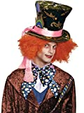 Best Man Bachelor Hats - Alice Through The Looking Glass Adult Mad Hatter Review