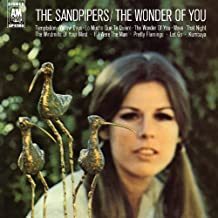 Wonder of You by Sandpipers (2012-04-24)
