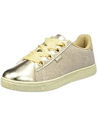 bass3d 41428, Zapatillas para Mujer, Dorado (Oro), 39 EU