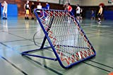 POWERSHOT Rebounder Fußball/Tchoukball Rückprallwand - 100cm x 100cm - Fussball Trainingszubehör - 5