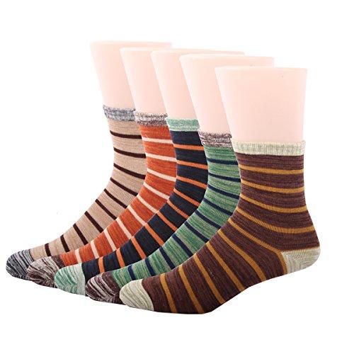 rioriva-calcetines-cortos-para-hombre-vestir-casual-o-trabajar-100-algodon-en-caja-hombre-eu-39-45-u