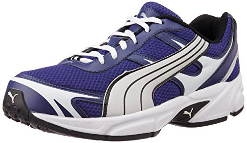 Puma Men's CARLOS Ind.  Blue & White Running Shoes - 6 UK  available at amazon for Rs.1399