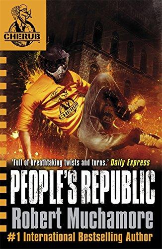 People's Republic - Numero 13 (CHERUB)
