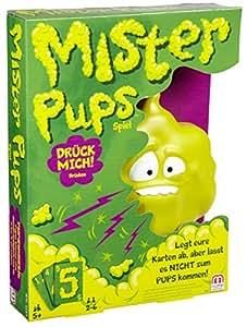 Mattel DPX25 – Mister Pups Geschicklichkeitsspiele