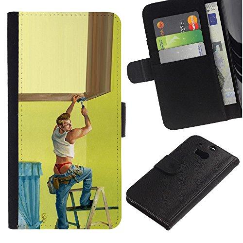 wonderwall-non-per-htc-one-mini-2-carta-da-parati-immagine-pelle-carte-in-guscio-portafoglio-custodi