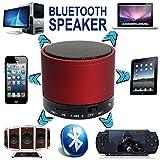 Come Direct Ltd TM wireless Bluetooth mini altoparlante portatile ricaricabile