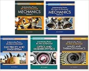 Understanding Physics Set Of 5 Books for JEE (Main & Advance ) Mechanics 1 & Mechanics 2 + Electricity