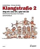 Klangstraße 2 - Paket neu: Lehrerordner + Kinderheft mit CD + Lehrer-CD-Box. Paket.