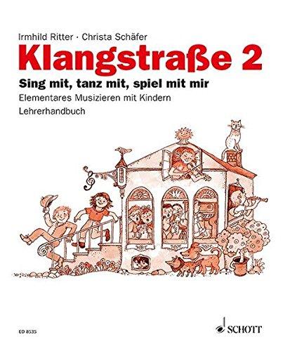 (Klangstraße 2 - Paket neu: Lehrerordner + Kinderheft mit CD + Lehrer-CD-Box. Paket.)