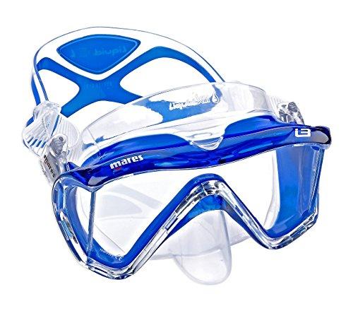Mares I3 Sunrise Masque de plongée Unisexe-BX Bleu Azul (BL CL) BX