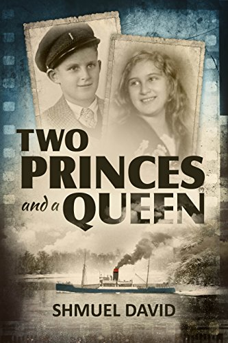 Two Princes and a Queen: A Heart Breaking Historical Novel (English Edition)