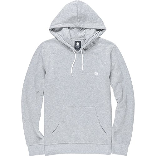 Cornell Hoodie Größe: M Farbe: Grau (Gestickt Element-sweatshirt)