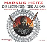 Gerechter Zorn: 8 CDs (Die Legenden der Albae, Band 1) - Markus Heitz