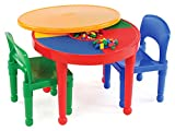 Tot Tutors CT599 2-in-1 Round Plastic Co...
