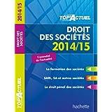 Top'Actuel Droit des sociétés 2014-2015