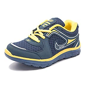 Asian Kid's Mesh Bullet 13 Range Running Shoes