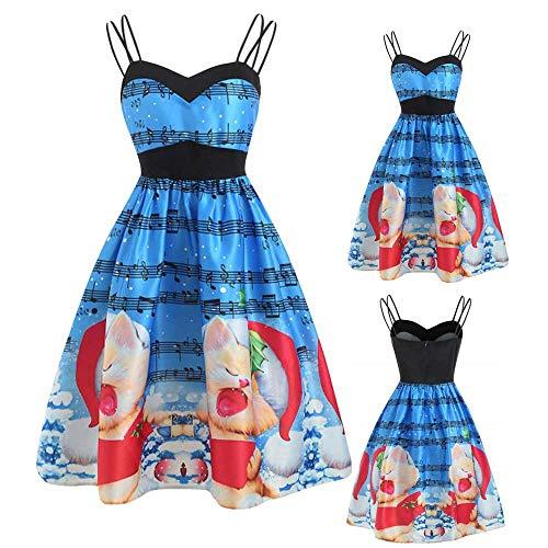 (SuperSU Damen Boho ärmellos Sommerkleid Frauen Sleeveless Partykleid Abendkleid Minikleid Schmetterlings Drucken Asymmetrie Bügel Kleid Butterfly Tube Kleid Strandkleider Dress)