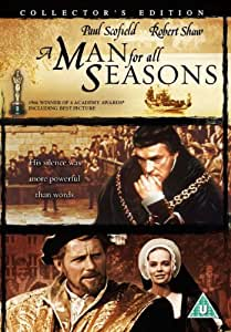 A Man For All Seasons (Collector's Edition) [1966] [DVD] [2007]