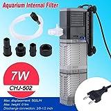 KinshopS CHJ-502 Aquarium Innenfilter