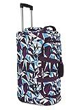 REVELATION Travel Duffle Rita Trolley Bag, Large, 109 Liters, Pattern Blue