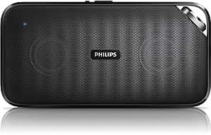 Philips BT3500B/00 Portable Bluetooth Speakers (Black)