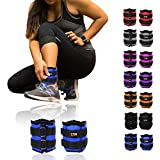 Best Adjustable Ankle Weights - Xn8 Sports Ankle Weights Adjustable Strap Resistant 0.5kg Review
