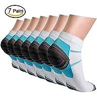 Aisprts Kompressionsstrümpfe für Herren und Damen, Plantarfasziitis Socken Laufsocken Kompressionssocken, lindern... preisvergleich bei billige-tabletten.eu