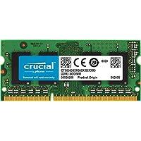 وحدة ذاكرة نوت بوك من كروشيال بسعة 4 جيجابايت دي دي ار 3 احادي 1600MT/s (PC3-12800) C1L11 سوديم 204 سناً 1.35 فولت/1.5 فولت CT51264BF160B 4GB DDR3L CT51264BF160BJ