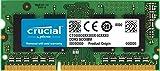 Crucial CT51264BF160BJ Memoria RAM de 4 GB (DDR3L, 1600 MT/s, PC3L-12800, Single Rank, SODIMM, 204-Pin)