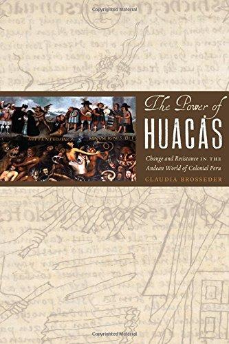 The Power of Huacas por Claudia Brosseder