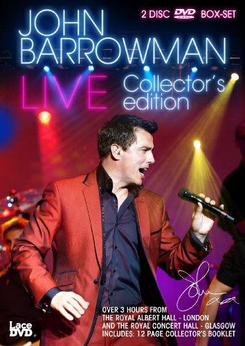 John Barrowman Live - Collector's Edition