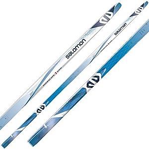 SALOMON XC SKIS SNOWSCAPE 7 SIAM Blue/White