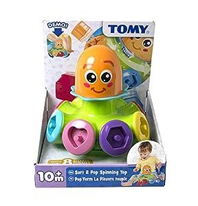 Tomy Infant - Tentáculos encajables (Bizak 30692400)
