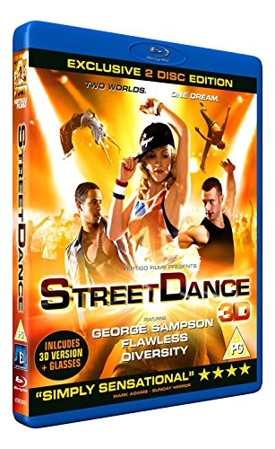 StreetDance 3D [UK Import][Blu-Ray]