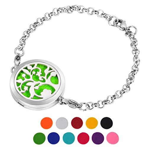 housweety-aromatherapy-essential-oil-diffuser-tree-of-life-watch-bracelet-link-chain-wristband-bangl
