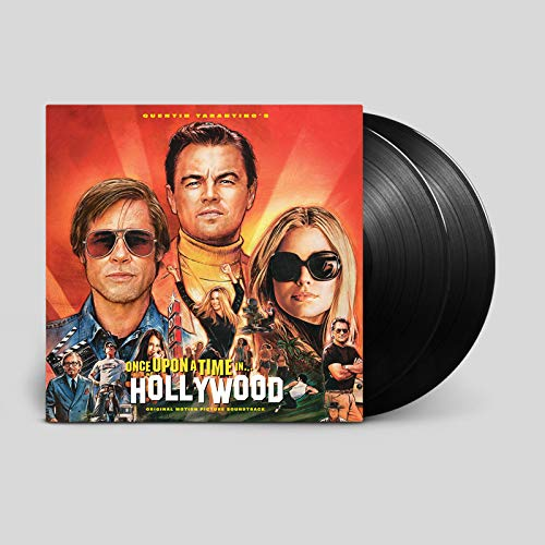 Quentin Tarantino\'S Once Upon a Time in Hollywood [Vinyl LP]