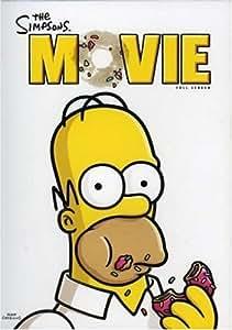 Simpsons Movie [DVD] [2007] [Region 1] [US Import] [NTSC]