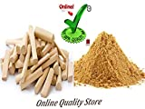 Sandalwood powder pure organic, for skin whitening (chandan powder for face) - With Size Options Offer for Today (50Gm)