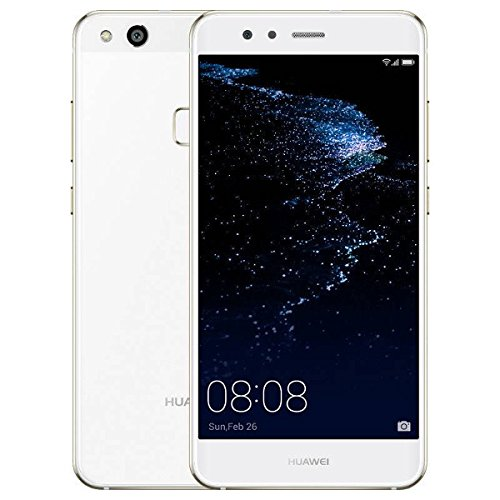 "Huawei P10 lite Dual SIM 4G 32GB White - smartphones (13.2 cm (5.2""), 32 GB, 12 MP, Android, 7, White)"