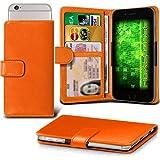 Fone-Case (Orange) Huawei P10 Plus Hülle Clamp-Art-Mappen