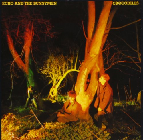 Crocodiles / Echo and the bunnymen, groupe voc et instr   Echo & the Bunnymen. Musicien