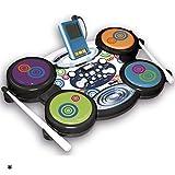 Unbekannt My Music World I-Drum mit MP3-Anschluß, 40 x 25 x 5 cm: Elektronisches Bassdrum für Kinder Schlagzeug