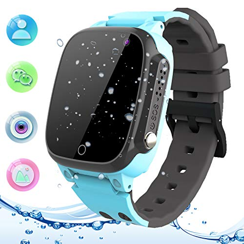 Reloj Niños Prueba Agua IP67 - Niños Smartwatch