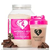 WOMEN'S BEST Slim Body Shake (Cioccolato) immagine