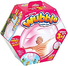 NSI Wubble Bubble Ball, Pink