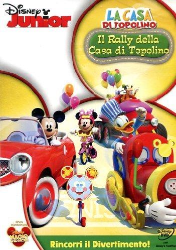 La casa di topolino il rally della casa di topolino - Immagini della casa ...