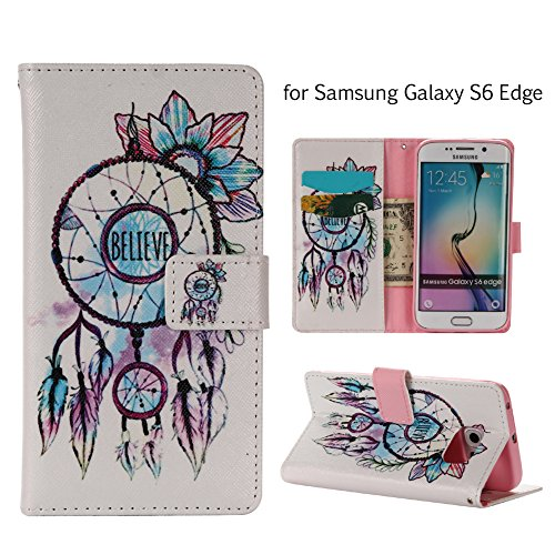 Aeeque iPhone 5/5S/5C/SE/6 plus/6S,, Samsung Galaxy S3/S4/S5/S6/S6/S6 Edge Edge J5/plus/nota 5/S7/S7/Edge G360/G530/i9060, Sony Xperia M4/Z5 mini/Z5, P8 Huawei Lite pittura, disegno elegante Custodia  Campanula Flower