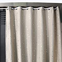 Zerone - Barra de cortina de ducha extensible con barra de tensión, barra telescópica para barra de cortina de ducha, barra de acero inoxidable, barra extensible para colgar en el armario, 105cm - 200cm