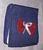 #9: Kuber Industries 2 Piece Cotton Jewellery Box Set, Pink