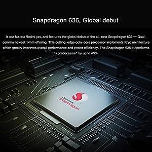Xiaomi Redmi Note 5 Smartphone de 4GB / 64GB Doble SIM - Negro